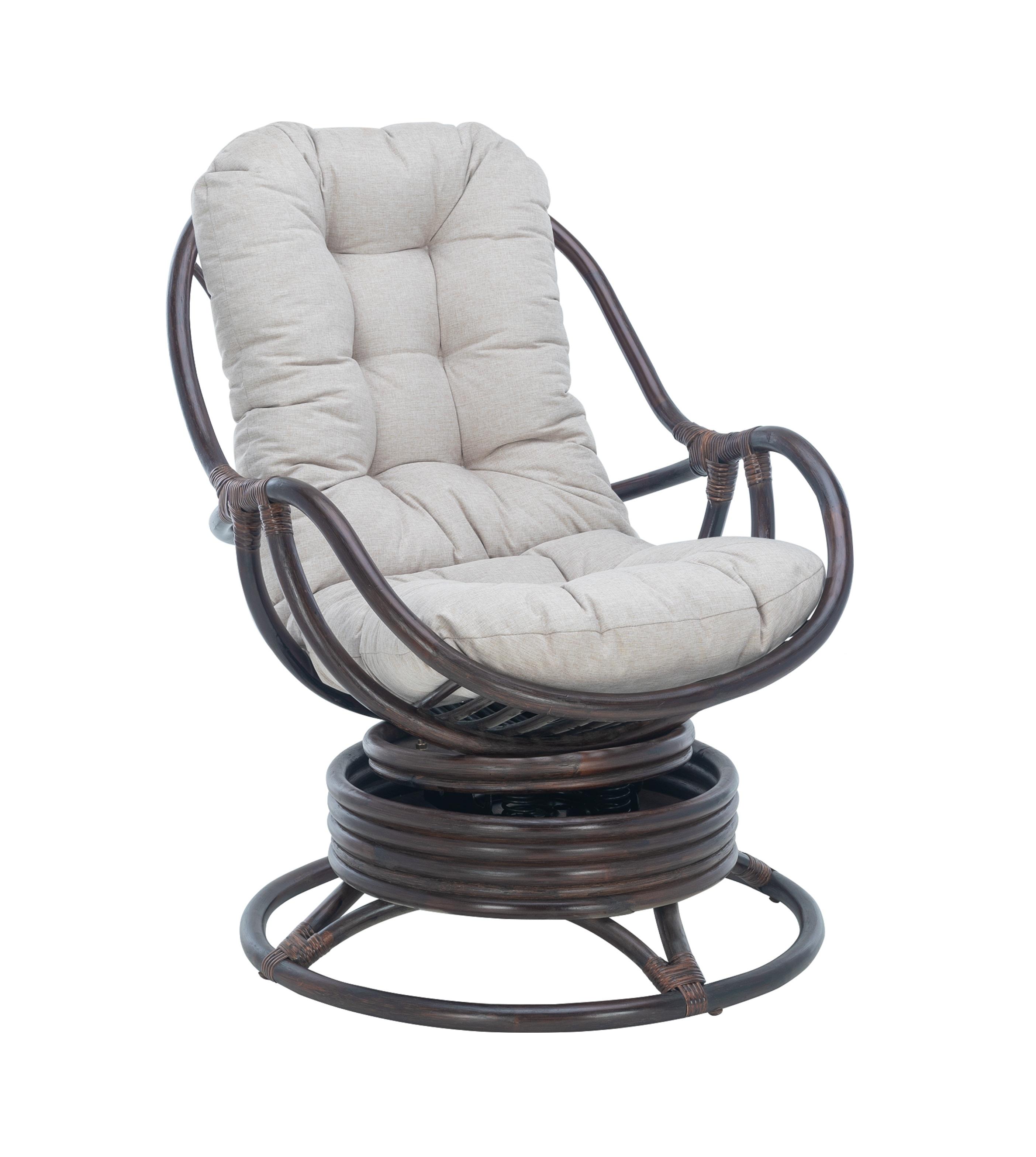 Кресло для отдыха из ротанга Kara